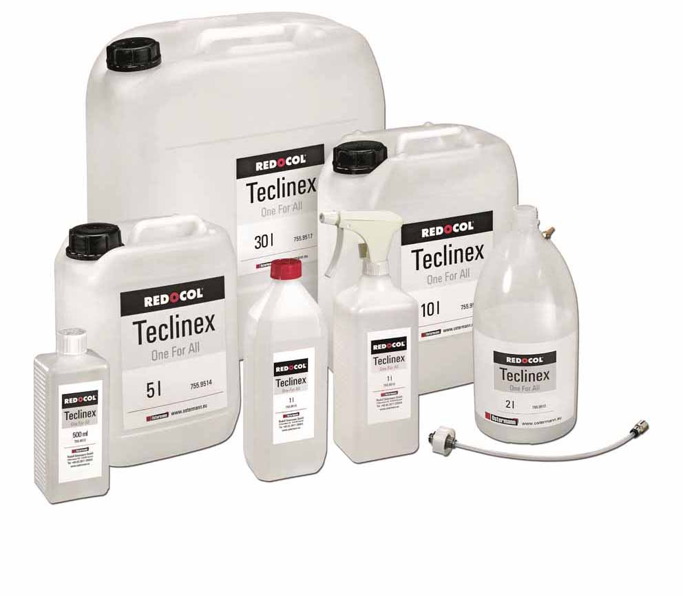 REDOCOL Teclinex One For All von Ostermann: effektiv und sicher