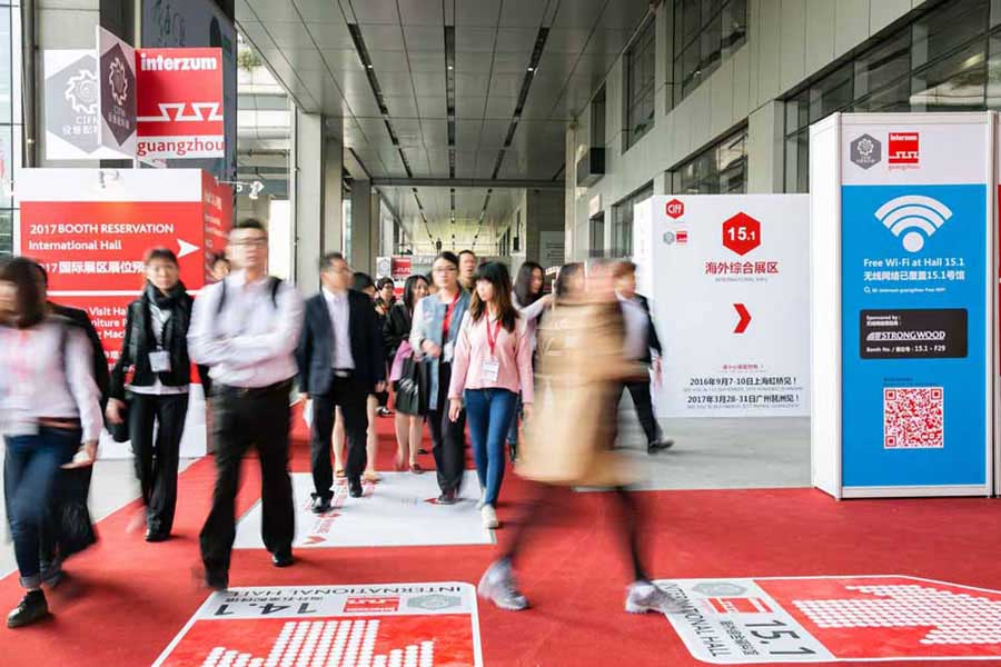 Cifm/interzum Guanghzhou: professionnalisme et internationalisation 732