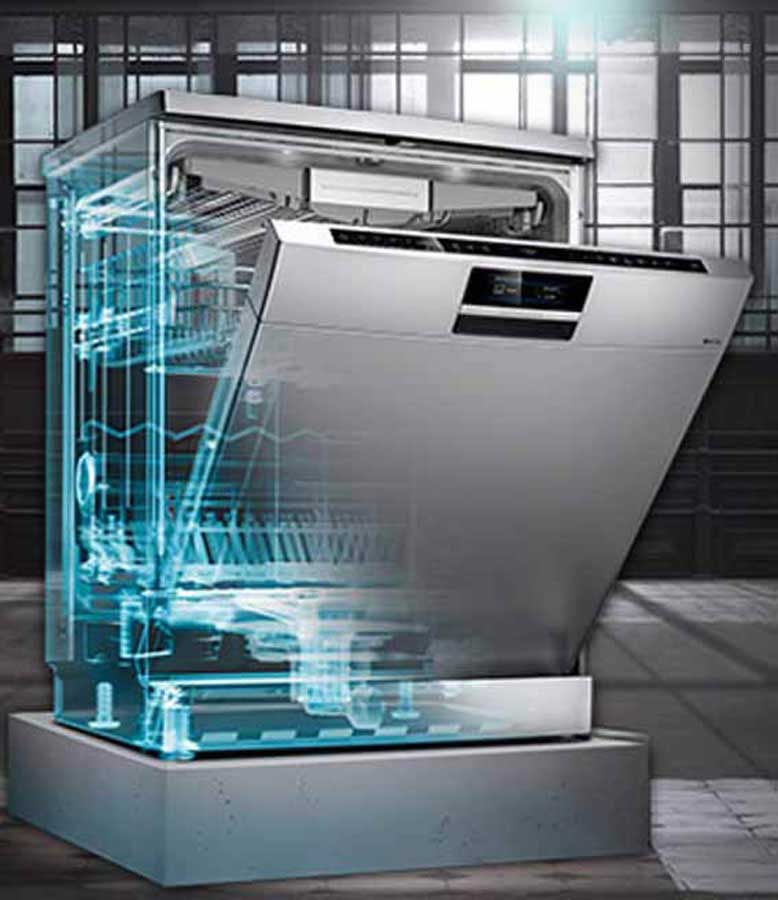 Appliances Siemens equipped with iSensoric