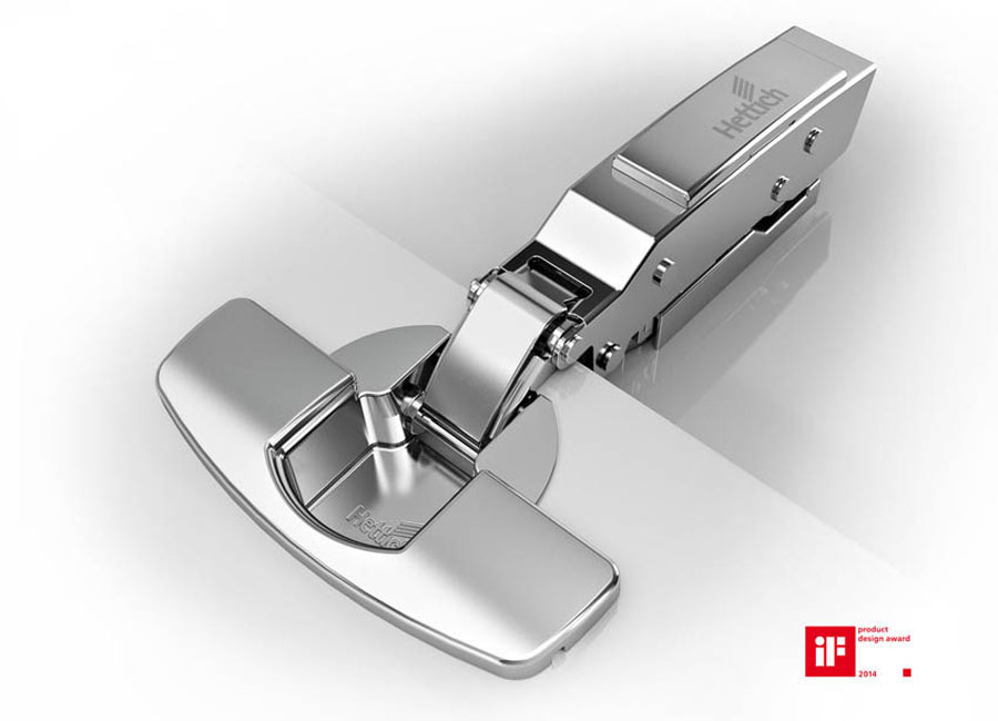 The Sensys generation of hinges from Hettich 3