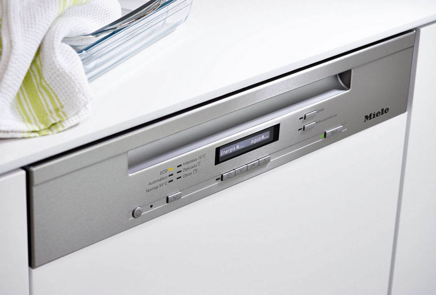 Nova máquina de lavar louça Miele PURELINE 1