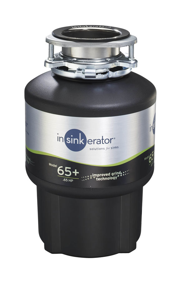 AT SICAM THE NEW INSINKERATOR food waste disposers 2