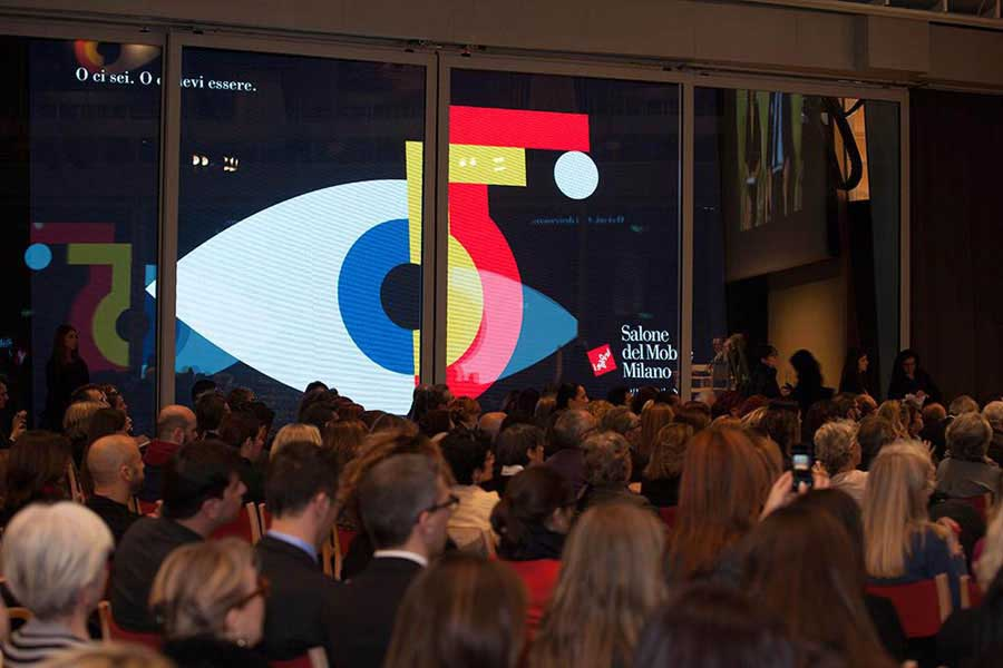 Salone del Mobile.Milano 2016: vetrina dell'innovazione