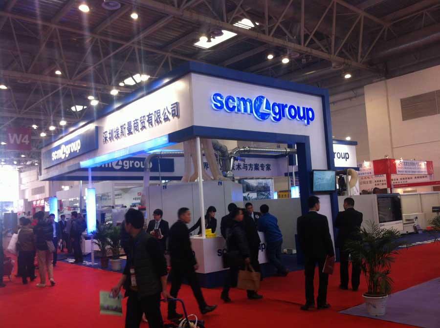 La qualità di SCM Group conquista l'Asia 1