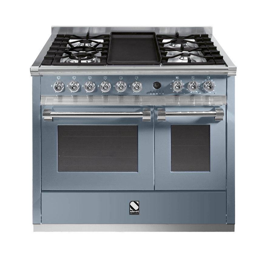 La nuova cucina Ascot di Steel 2