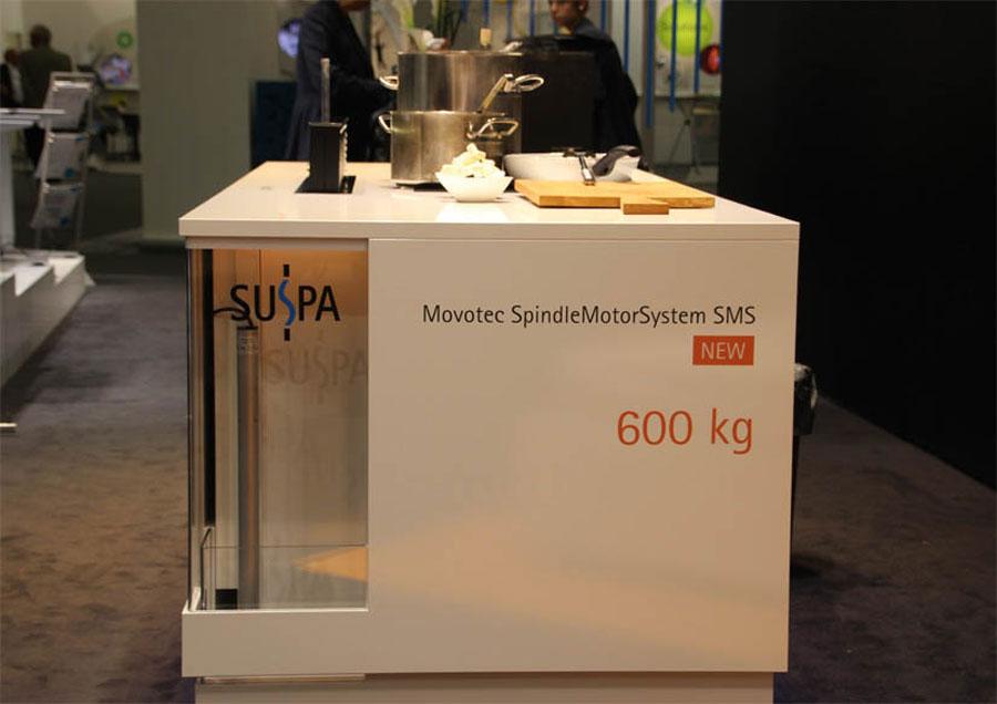 Suspa technologies  1
