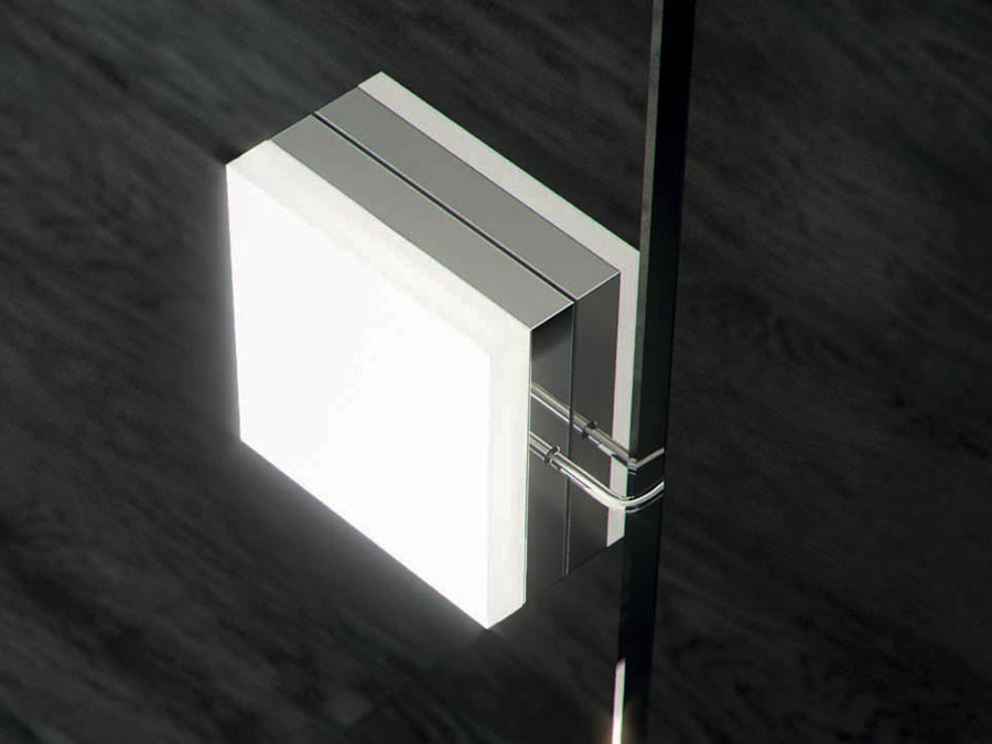 Light equipment Loop and Pulse of Domus Bath