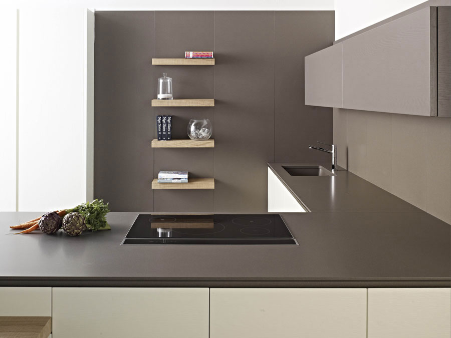 "DA STONE ITALIANA ""U DESIGN KITCHEN""  0"