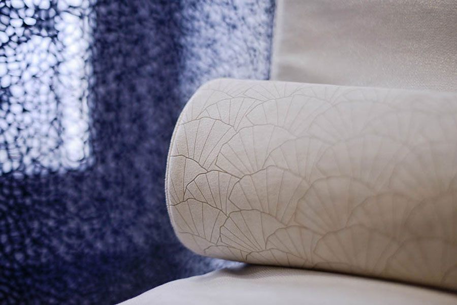 Acqua Collection by Alcantara