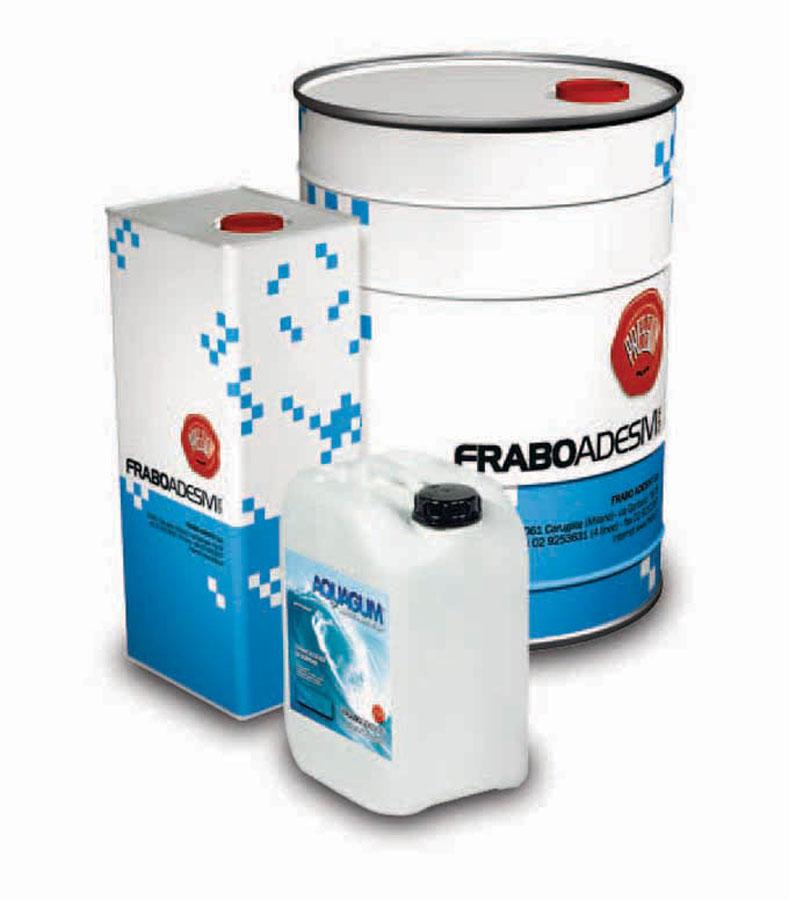 Adhesives for stuffed Aquagum of Frabo  0