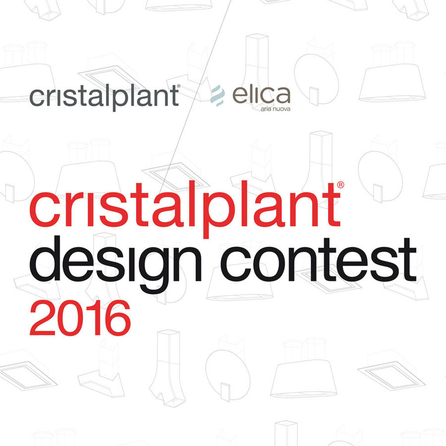 Elica partner of the new Cristalplant® Design Contest 2016