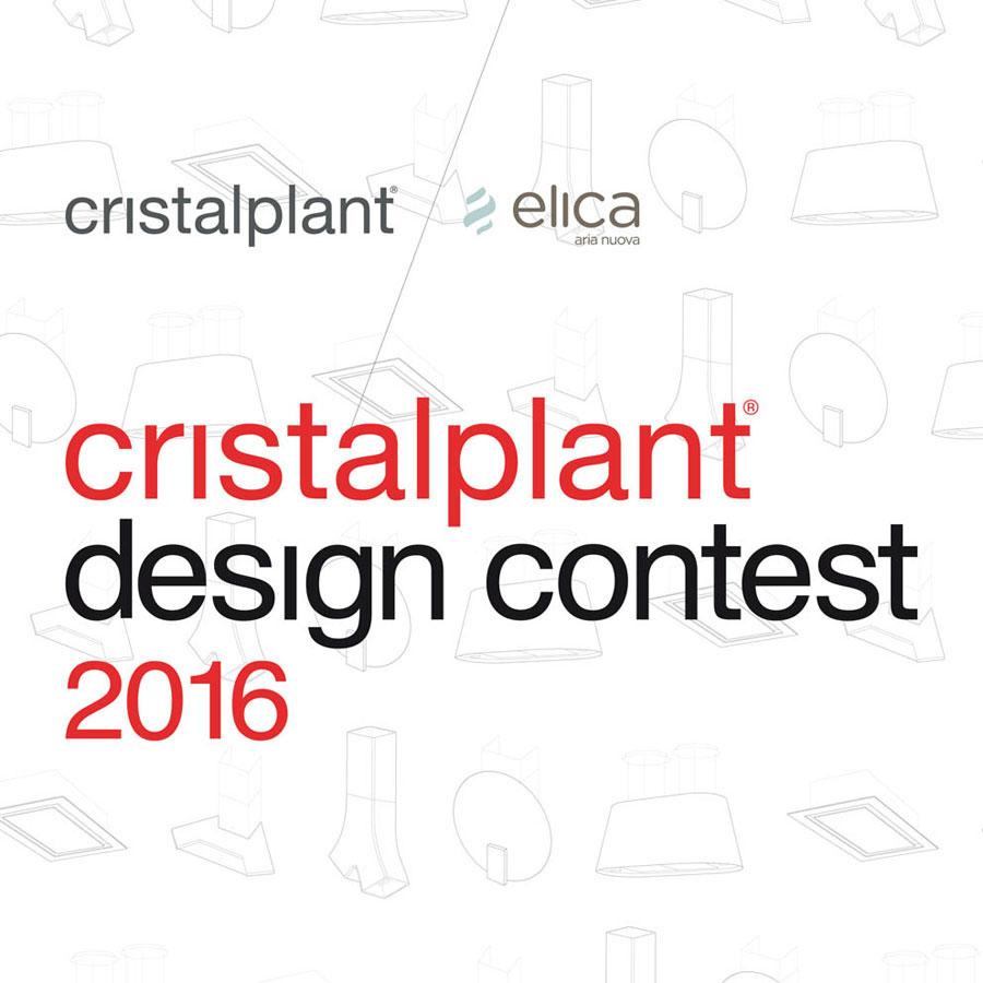 In collaborazione con Elica il nuovo Cristalplant® Design Contest 2016