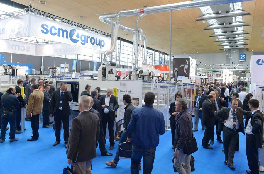 LIGNA: global innovations showcase for the forestry and wood industries