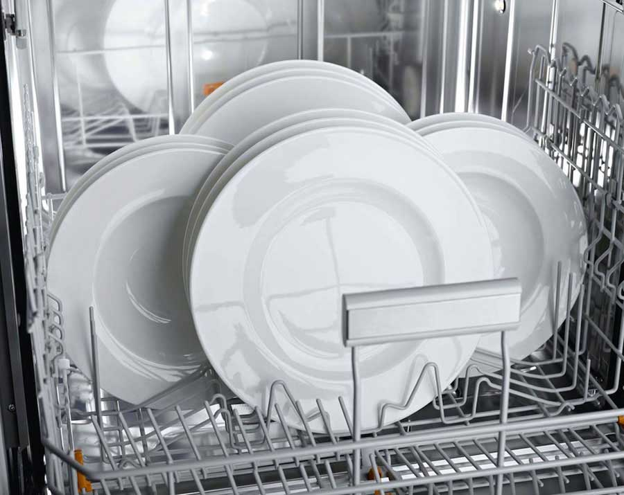Nova máquina de lavar louça Miele PURELINE 2