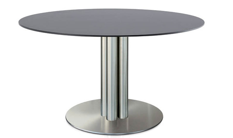 The new line of central table bases by Corbetta Salvatore 2