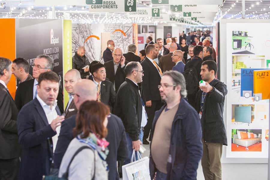 TECHNOLOGICAL INNOVATION AND DESIGN  PROTAGONISTS AT SICAM 2015