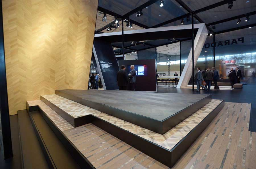 Domotex 2015:  l'Italia in primo piano 1
