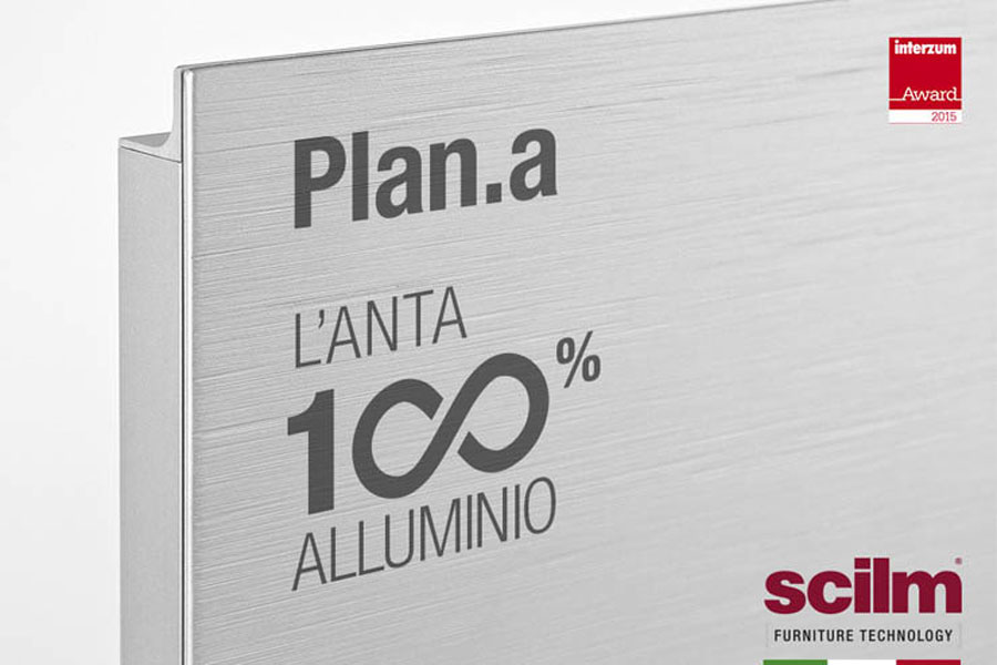Plan.a Handle di Scilm 496