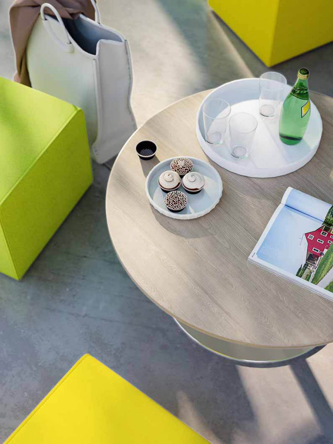 Impronte by Fantoni:  the collection of finishes for CPL laminates and melamine faced panels 2