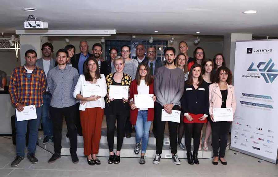 Il concorso internazionale Cosentino Design Challenge festeggia la sua 10ª edizione 1