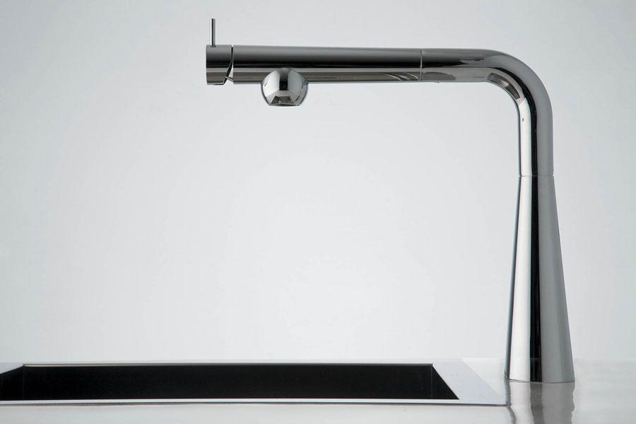 Nuovi rubinetti atossici da cucina Gattoni 0