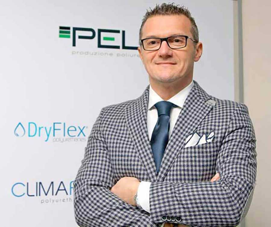Marco Pelucchi new president of Aipef