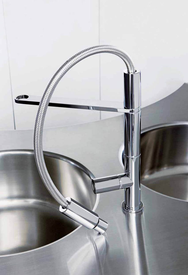 Design and innovation in the kitchen taps Fima kitchen 2