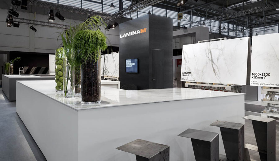 New proposals of Laminam