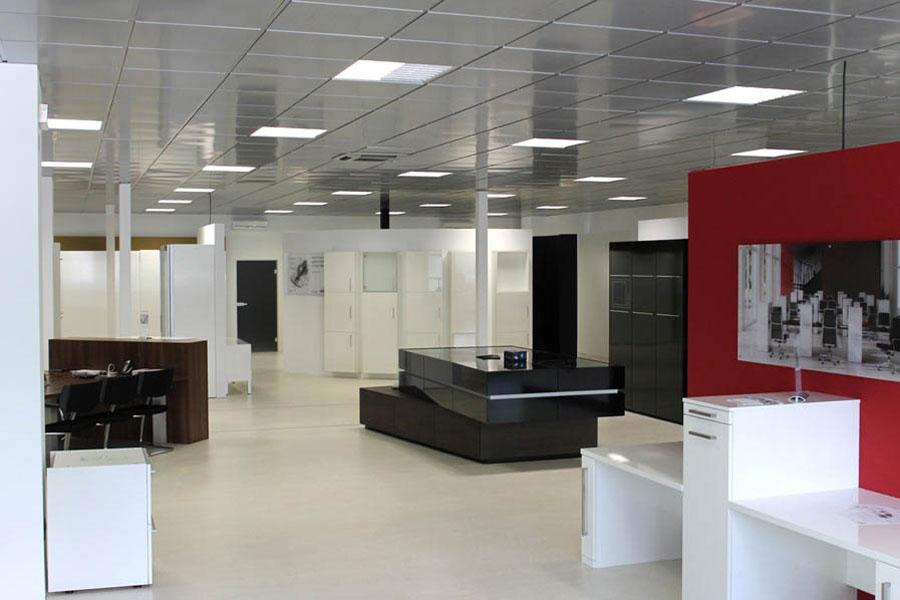 Inaugurato il nuovo showroom di Hettich 1