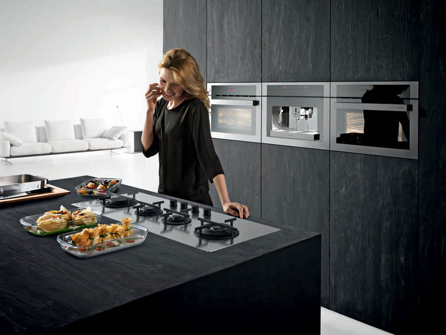 New Feel Ovens Collection by Barazza