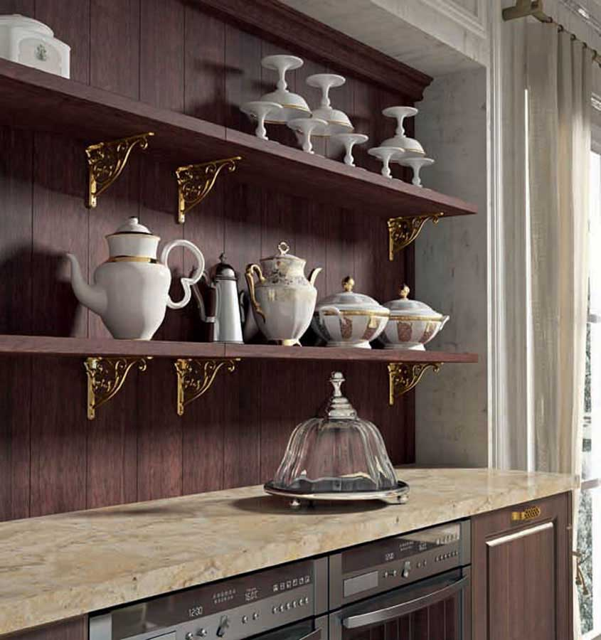 The new collection of shelf brackets Roberto Marella SpA