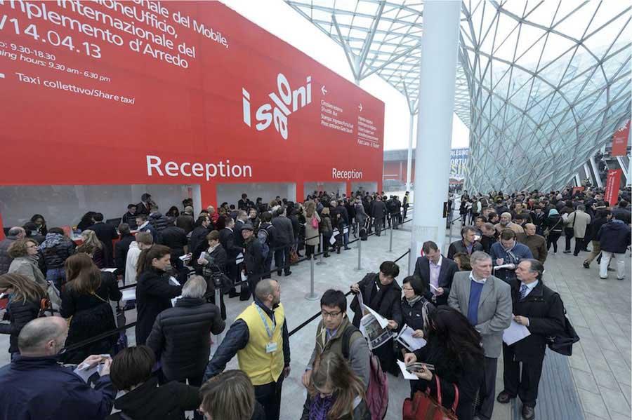 Salone Internazionale del Mobile 2014