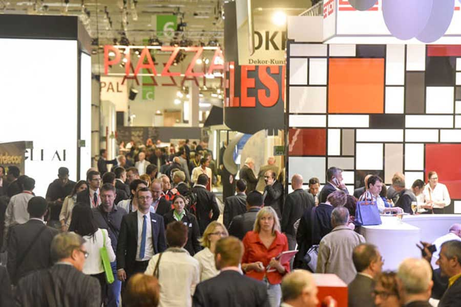 Interzum 2015 was once again a very international event