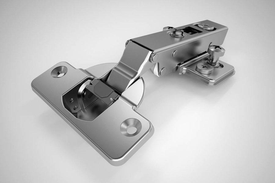 Cerniera per mobili Omnia SlowMotion di FGV 0