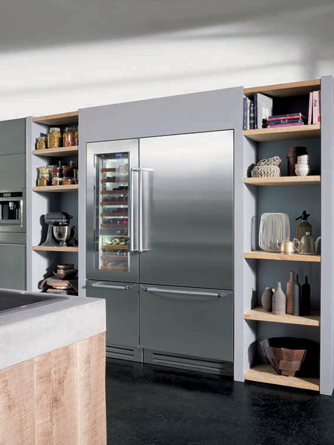 Refrigerators and wine cellars Vertigo wine of KitchenAid  0