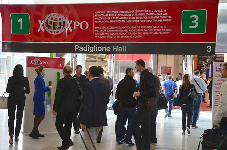 Xylexpo 2016: una rassegna fortemente internazionale