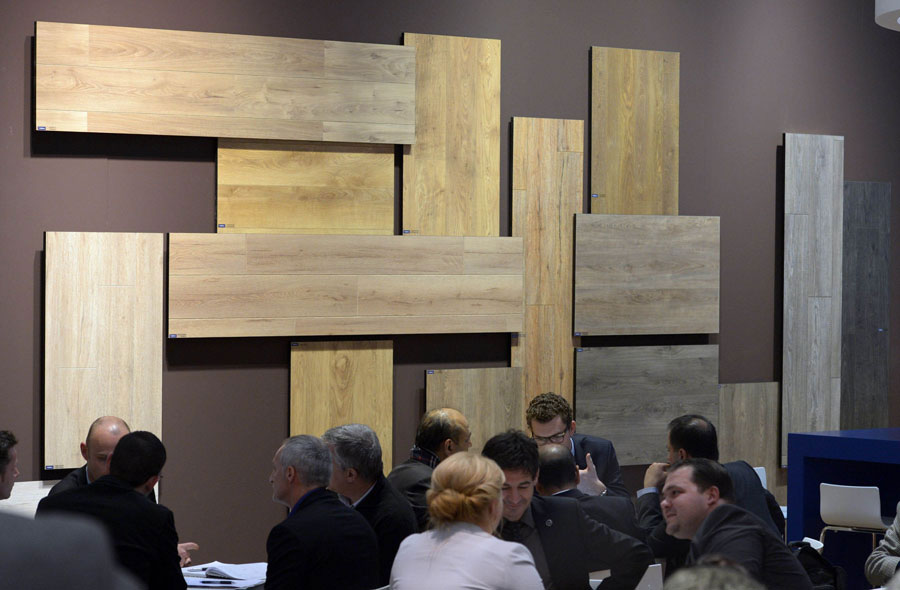 Domotex 2015:  l'Italia in primo piano 2