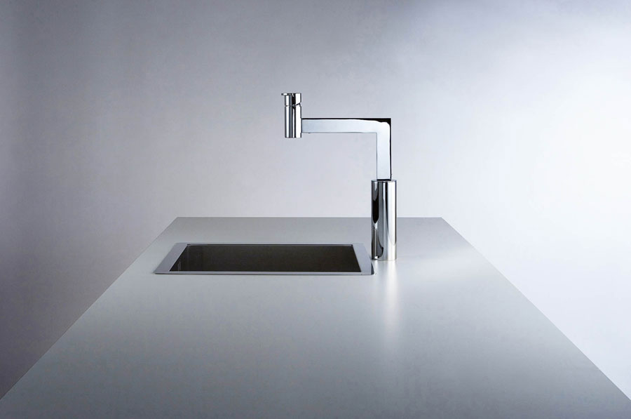 New non-toxic kitchen faucets Gattoni 1