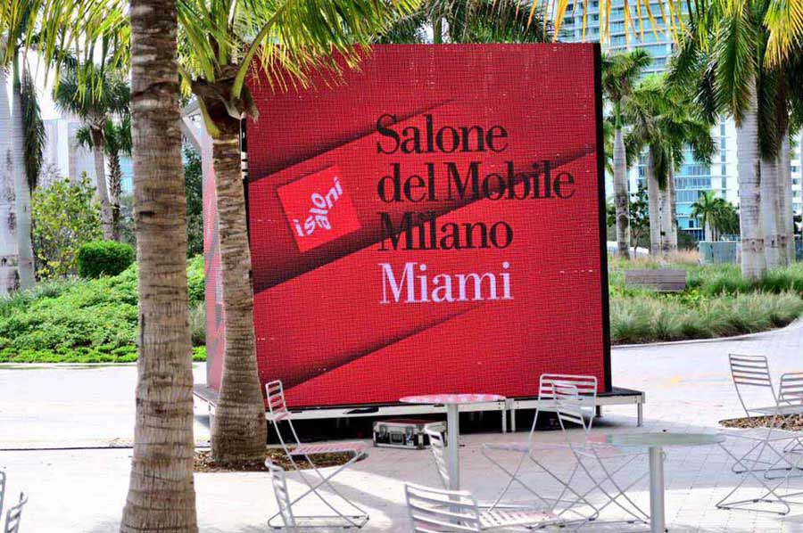 Salone del Mobile.Milano Meets Miami