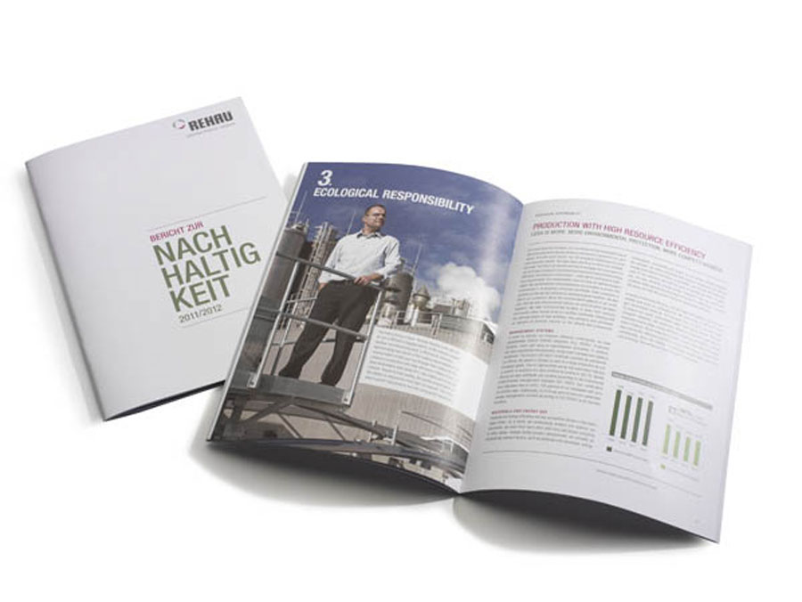REHAU: A HISTORY OF SUCCESS