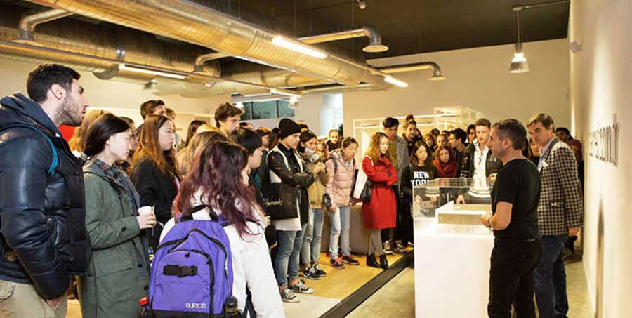 Samet: the Contest of Design You(r) Inside has been inaugurated