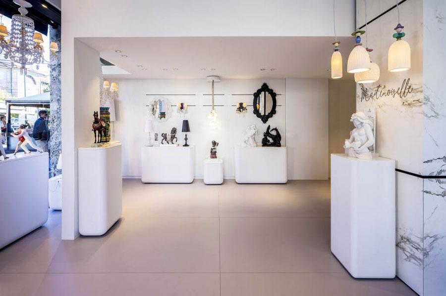 Inaugurato a Milano lo showroom di Cosentino e  Lladró 0