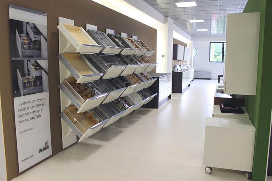 Inaugurato il nuovo showroom di Hettich 0