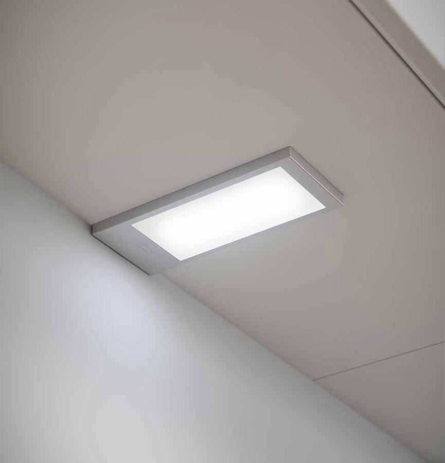 K-PAD, l'innovativo LED flat panel di DOMUS Line 0