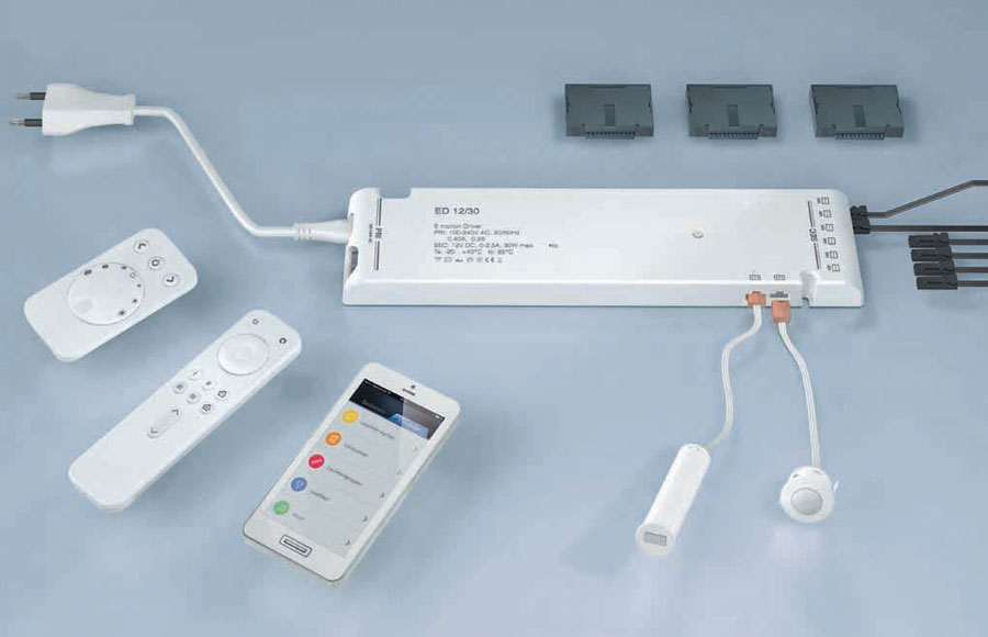 Emotion Driver the innovative kit for the power source of L&S products