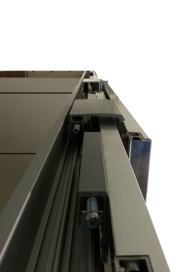 New systems for sliding wardrobes 1