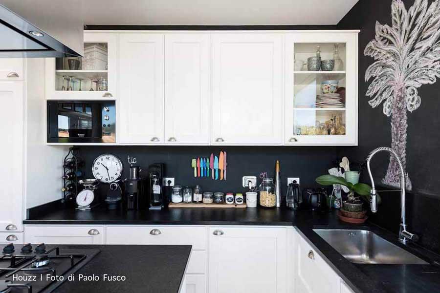 La cucina è sempre l'anima della casa: pratica, accogliente e attenta al design