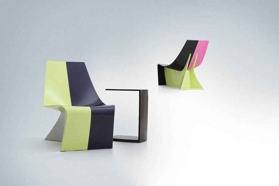 LG HI-MACS BY HAUSYS COME ON WITH THE COLORS OF KARIM RASHID 0