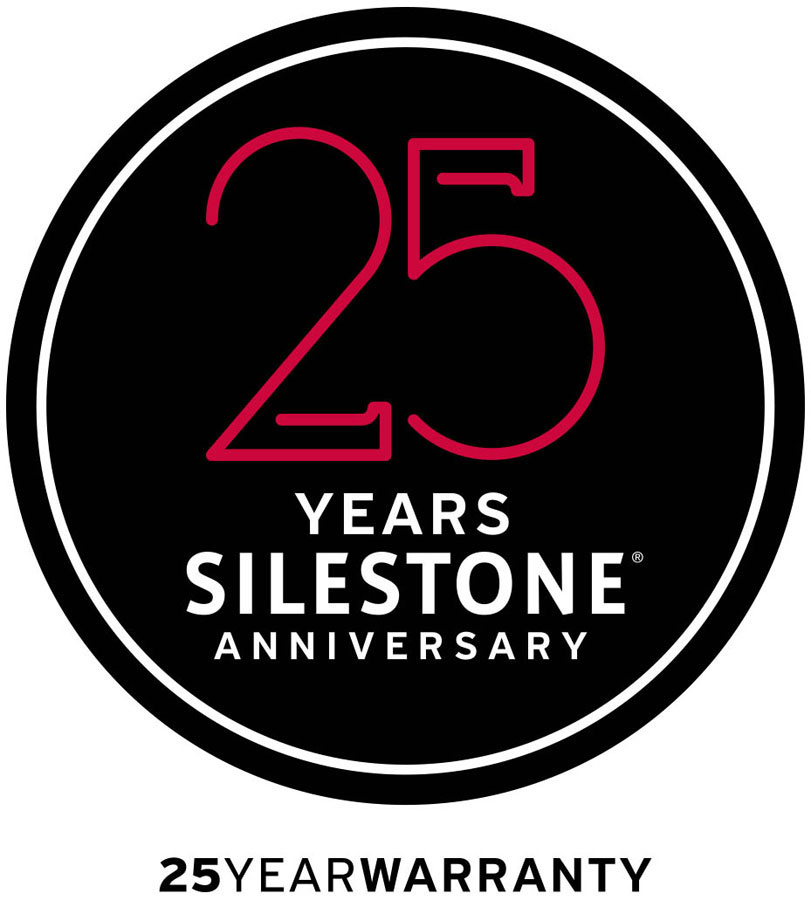 SILESTONE® CELEBRATES 25 YEARS