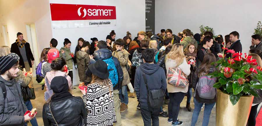 Samet: inaugurato il Contest di design You(r) Inside  0